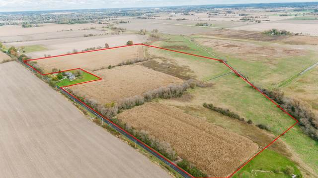 00 Taylor Rd, Whitewater, WI 53190 (#1769241) :: Ben Bartolazzi Real Estate Inc