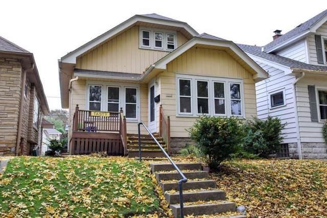 3352 S New York Ave, Milwaukee, WI 53207 (#1769244) :: Ben Bartolazzi Real Estate Inc