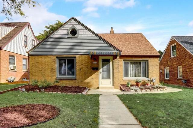 3414 S 35th St, Milwaukee, WI 53215 (#1769254) :: Ben Bartolazzi Real Estate Inc