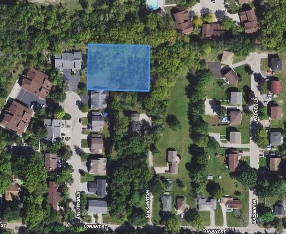 Lot 1 William Avenue, Lake Geneva, WI 53147 (#1769276) :: Keller Williams Realty - Milwaukee Southwest