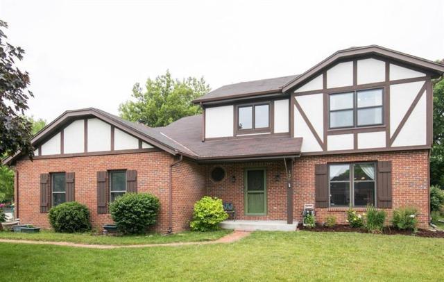 130 Friendship Lane, Saukville, WI 53080 (#1535806) :: Tom Didier Real Estate Team