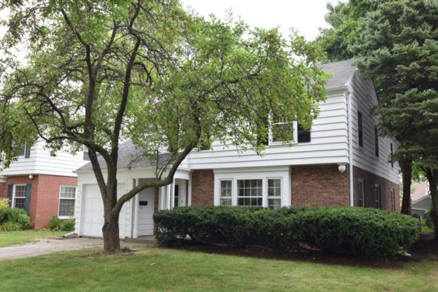 4968 N Elkhart Ave, Whitefish Bay, WI 53217 (#1544010) :: Tom Didier Real Estate Team