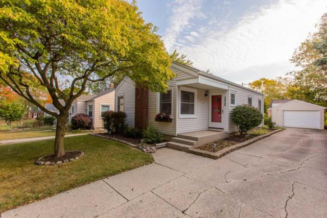 4628 N Woodruff Ave, Whitefish Bay, WI 53211 (#1554386) :: Tom Didier Real Estate Team