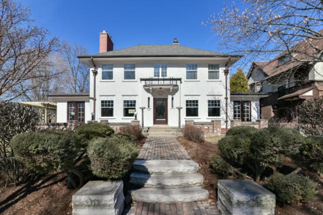 2500 E Lake Bluff Blvd, Shorewood, WI 53211 (#1569553) :: Vesta Real Estate Advisors LLC