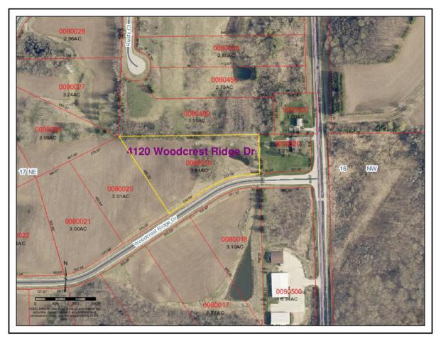 4120 S Woodcrest Ridge Dr, West Bend, WI 53095 (#1574187) :: Tom Didier Real Estate Team