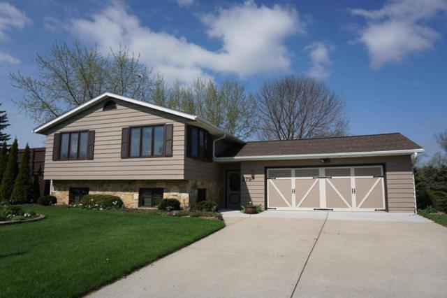 279 Michael St, Belgium, WI 53004 (#1581109) :: Tom Didier Real Estate Team