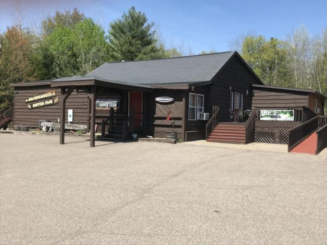 12898 State Road 32 And 64, Mountain, WI 54149 (#1581808) :: Tom Didier Real Estate Team