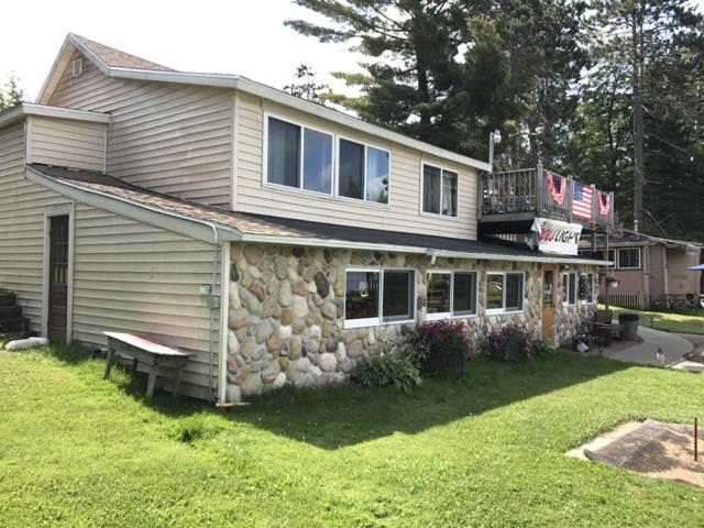 N11594 Post Lake Dr, Elcho, WI 54428 (#1600035) :: Tom Didier Real Estate Team