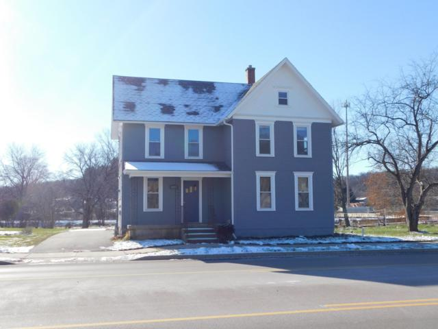 1614 Main St, Cross Plains, WI 53528 (#1614278) :: RE/MAX Service First