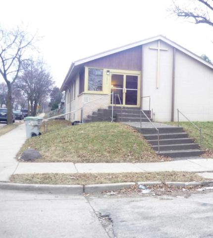 1501 W Ring St, Milwaukee, WI 53206 (#1619548) :: Vesta Real Estate Advisors LLC