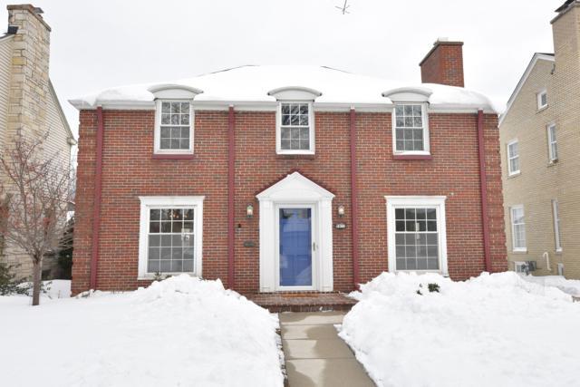 5412 N Shoreland Ave, Whitefish Bay, WI 53217 (#1621203) :: Tom Didier Real Estate Team