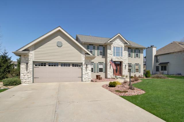 6350 Pheasant Creek Trl, Mount Pleasant, WI 53406 (#1634874) :: Tom Didier Real Estate Team