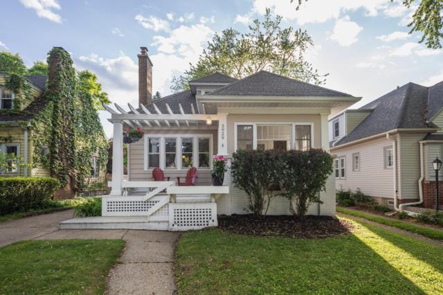 5929 N Kent Ave, Whitefish Bay, WI 53217 (#1640936) :: Tom Didier Real Estate Team