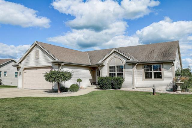 N608 N North Ave, Ashippun, WI 53066 (#1651063) :: RE/MAX Service First Service First Pros