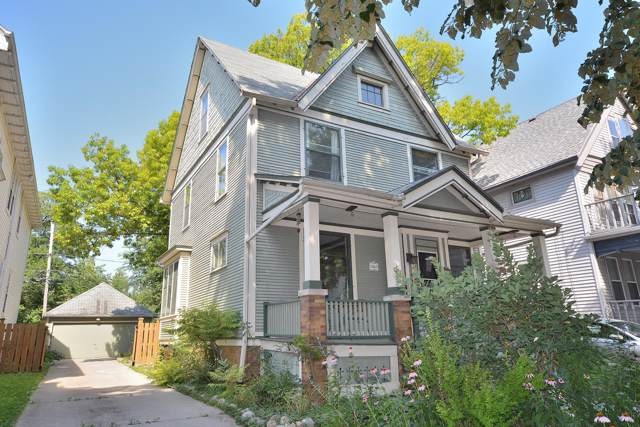 1541 N 48th St, Milwaukee, WI 53208 (#1652565) :: Tom Didier Real Estate Team