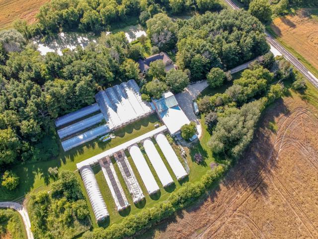 W4385 Belgium Kohler Rd, Fredonia, WI 53021 (#1652702) :: Tom Didier Real Estate Team