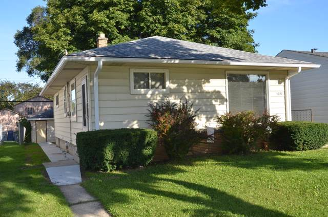 5658 N 68th St, Milwaukee, WI 53218 (#1659627) :: RE/MAX Service First Service First Pros