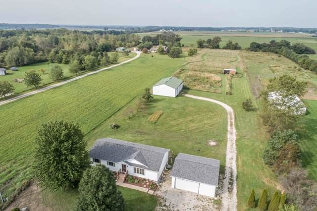 4022 Sheard Rd, Dover, WI 53139 (#1660093) :: Tom Didier Real Estate Team