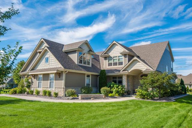W194S8807 Wind Crest Ct, Muskego, WI 53150 (#1662535) :: Tom Didier Real Estate Team