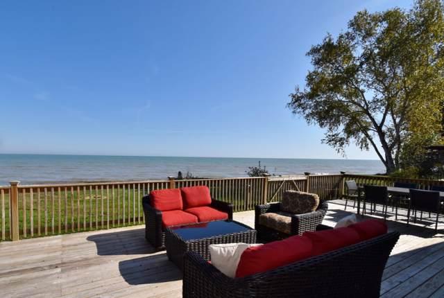 6964 Sauk Trail Beach Rd, Belgium, WI 53013 (#1662801) :: Tom Didier Real Estate Team