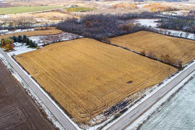 20 Acres Tecumseh Rd, New Holstein, WI 53061 (#1665766) :: RE/MAX Service First Service First Pros