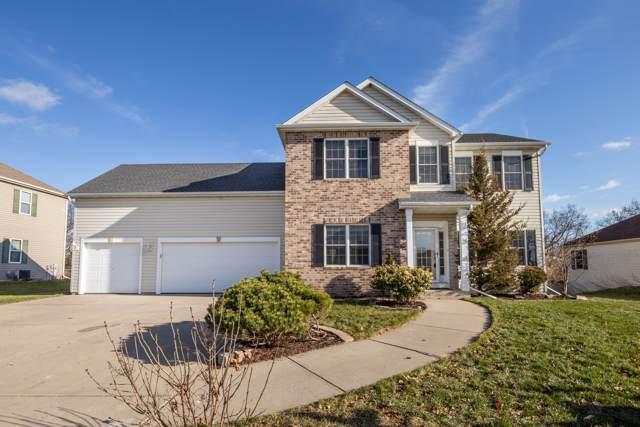 1124 Knollwood Dr, Saukville, WI 53024 (#1669481) :: Tom Didier Real Estate Team