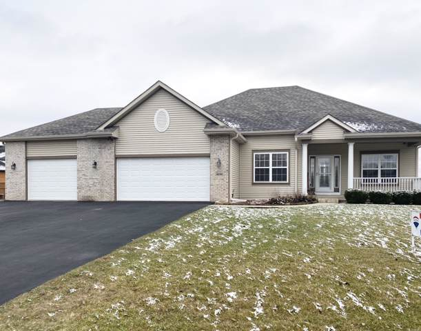 12690 249th Ave, Salem Lakes, WI 53179 (#1669603) :: Keller Williams Momentum