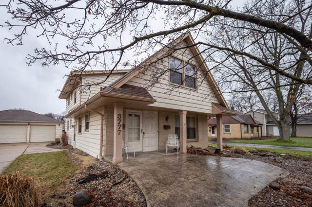 3777 S 92nd St, Milwaukee, WI 53228 (#1670123) :: Keller Williams Realty - Milwaukee Southwest