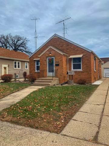 5711 34th Ave, Kenosha, WI 53144 (#1670366) :: Keller Williams Realty - Milwaukee Southwest