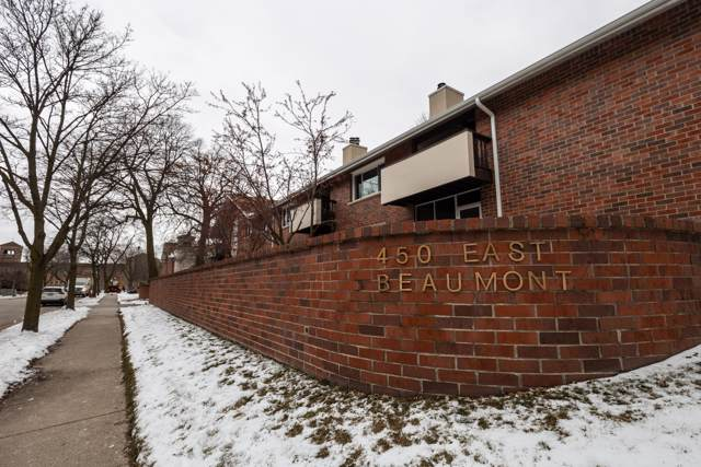 450 E Beaumont Ave #1002, Whitefish Bay, WI 53217 (#1672946) :: Tom Didier Real Estate Team
