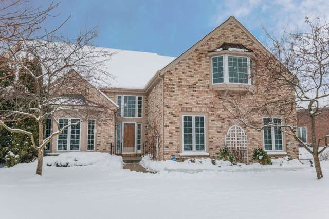 1997 W Hidden Reserve Cir, Mequon, WI 53092 (#1673890) :: Tom Didier Real Estate Team