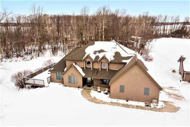 N2834 Camp Riversite Rd, Lima, WI 53085 (#1677279) :: Keller Williams Momentum