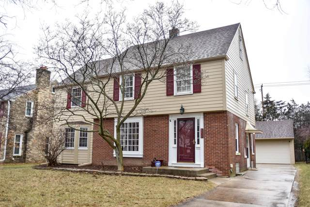 4835 N Woodruff Ave, Whitefish Bay, WI 53217 (#1682023) :: Tom Didier Real Estate Team