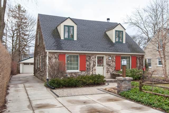 8034 N Regent Rd, Fox Point, WI 53217 (#1682175) :: Tom Didier Real Estate Team