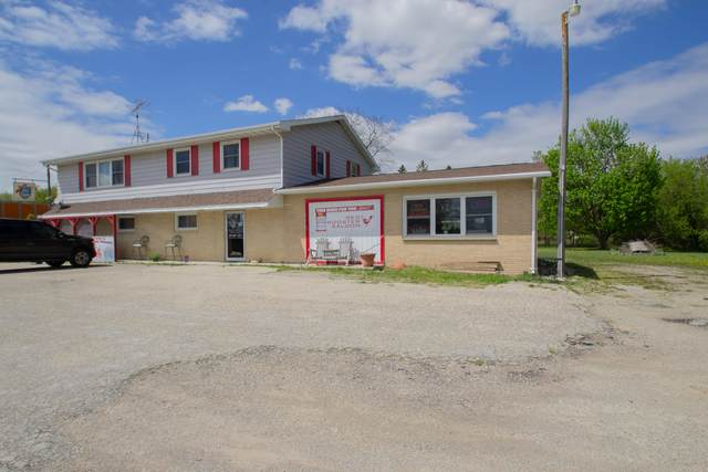 W8178 State Road 16/60, Lowell, WI 53557 (#1689575) :: RE/MAX Service First Service First Pros