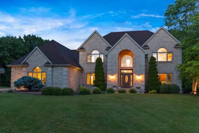 23201 111th Pl, Salem Lakes, WI 53179 (#1697979) :: NextHome Prime Real Estate