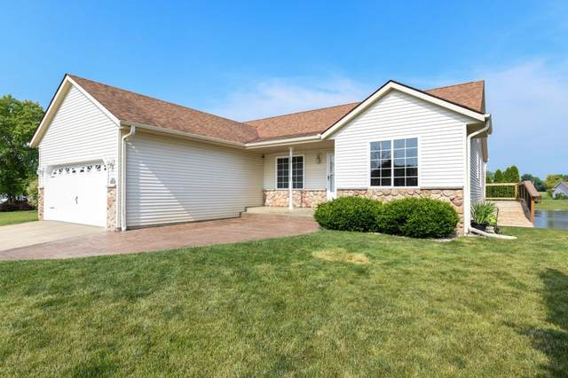7920 Golden Bay Trl, Waterford, WI 53185 (#1698028) :: RE/MAX Service First Service First Pros