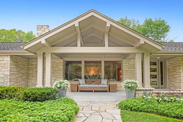 8041 N Lake Dr, Fox Point, WI 53217 (#1698978) :: Tom Didier Real Estate Team