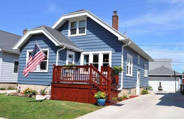 2124 S 89th St, West Allis, WI 53227 (#1704327) :: NextHome Prime Real Estate