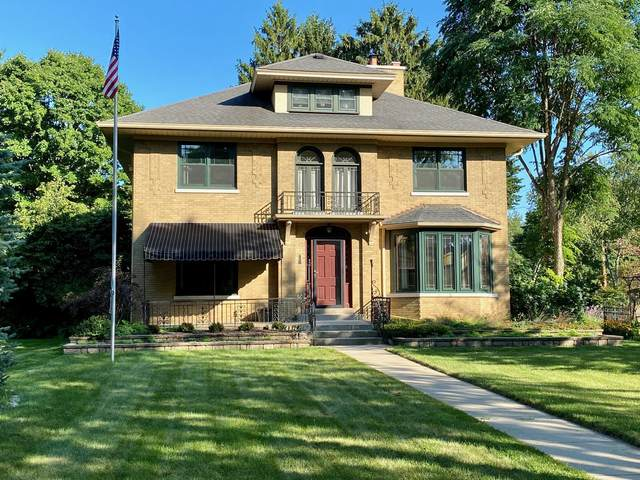 3357 Taylor Ave, Elmwood Park, WI 53405 (#1705404) :: RE/MAX Service First