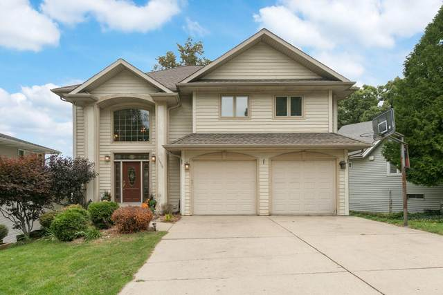 21908 121st St, Salem Lakes, WI 53104 (#1711939) :: Tom Didier Real Estate Team