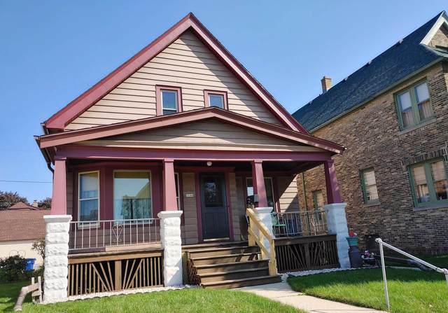 1644 S 35th St, Milwaukee, WI 53215 (#1712055) :: Tom Didier Real Estate Team