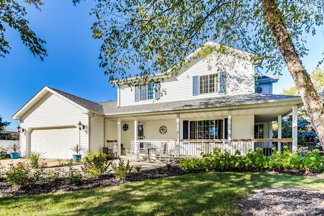 8780 383rd Ave, Burlington, WI 53105 (#1714559) :: Tom Didier Real Estate Team