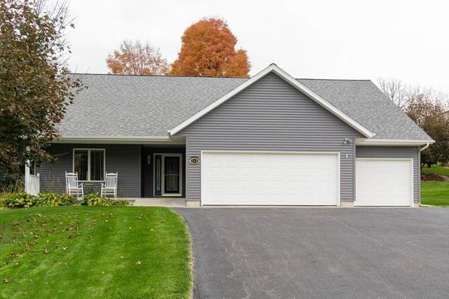 340 Nelson Rd, Mayville, WI 53050 (#1715815) :: OneTrust Real Estate