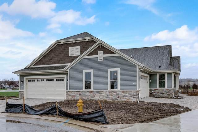 3702 Stillwater Ct #0401, Waukesha, WI 53189 (#1716347) :: Tom Didier Real Estate Team