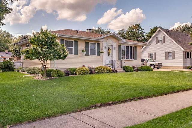 6336 57th Ave, Kenosha, WI 53142 (#1719235) :: RE/MAX Service First