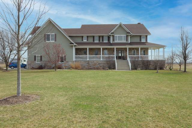 10515 405th Ave, Randall, WI 53128 (#1727618) :: RE/MAX Service First