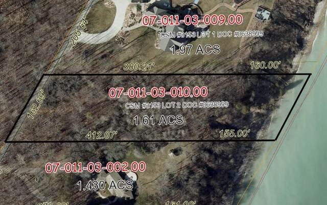 Lt2 High Point Beach Ln, Port Washington, WI 53074 (#1731152) :: Tom Didier Real Estate Team