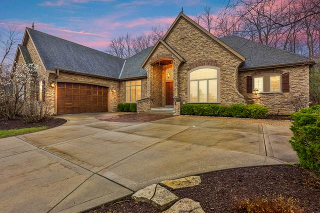W147N9973 Emerald Ln, Germantown, WI 53022 (#1732957) :: RE/MAX Service First