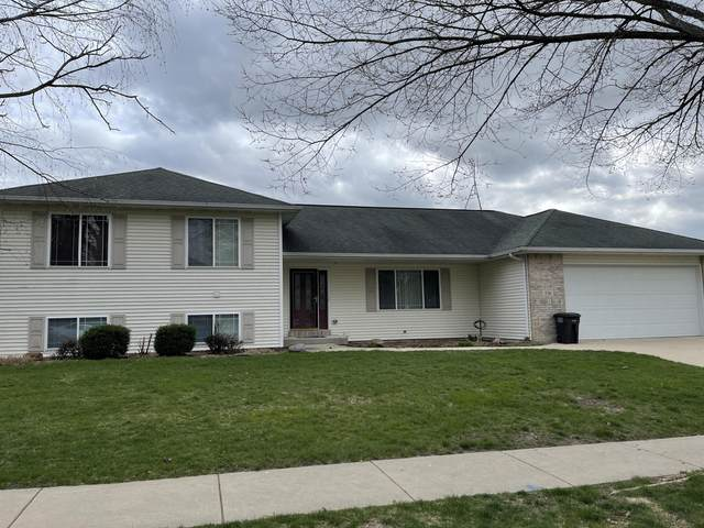 536 E Spring St, Jefferson, WI 53549 (#1733158) :: Tom Didier Real Estate Team